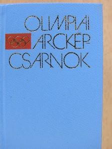 Borbély Tibor - Olimpiai arcképcsarnok (minikönyv) [antikvár]