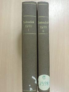 Auguste Cornu - Századok 1970/1-6. I-II. [antikvár]