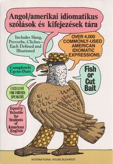 Makkai Ádám - Angol/amerikai idiomatikus szólások és kifejezések tára - A Dictionary of American Idioms [antikvár]