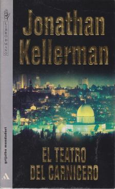 Jonathan Kellerman - El teatro del carnicero [antikvár]