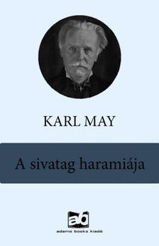 Karl May - A sivatag haramiája [eKönyv: epub, mobi]
