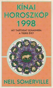 Kínai horoszkóp 1998 [antikvár]