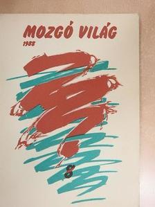 Baán Tibor - Mozgó Világ 1988. augusztus [antikvár]