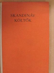 Anders Österling - Skandináv költők [antikvár]