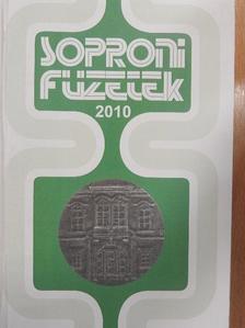 Andrássy Péter - Soproni füzetek 2010. [antikvár]