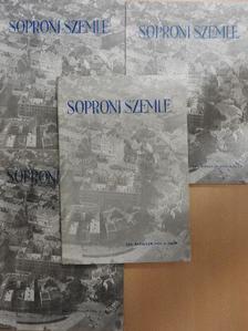 Augusztinovicz Elemér - Soproni Szemle 1976/1-4. [antikvár]