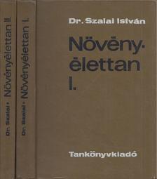 DR. SZALAI ISTVÁN - Növényélettan I-II. [antikvár]