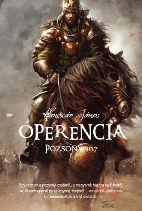 HANCZÁR JÁNOS - ÓPERENCIA - POZSONY, 907