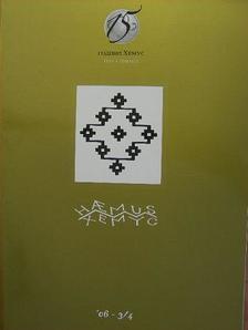 Aszja Szabeva-Juricskay - Haemus 2006/3-4. [antikvár]
