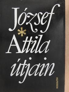Beney Zsuzsa - József Attila útjain [antikvár]