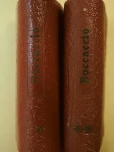 Boccaccio - Dekameron I-II. (minikönyv) [antikvár]