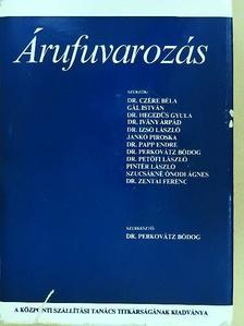 Dr. Czére Béla - Árufuvarozás [antikvár]
