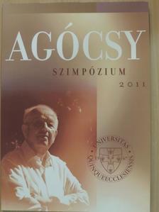 Bánky József - Agócsy Szimpózium 2011 [antikvár]