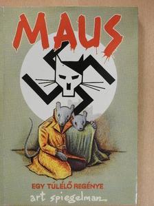 Art Spiegelman - Maus (dedikált példány) [antikvár]
