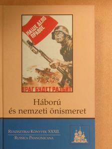 Alekszandr Djukov - Háború és nemzeti önismeret [antikvár]
