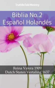 TruthBeTold Ministry, Joern Andre Halseth, Cipriano De Valera - Biblia No.2 Espanol Holandés [eKönyv: epub, mobi]