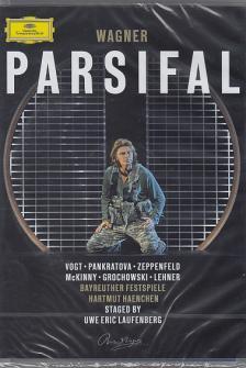 Wagner - PARSIFAL 2DVD KLAUS FLORIAN VOGT