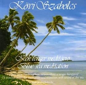 Kövi Szabolcs - KÉK TENGER MEDITÁCIÓ - CD -