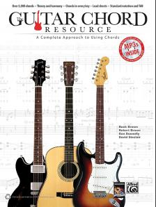 THE GUITAR CHORD RESOURCE GUIDE - A COMPLETE APPROACH TO USING CHORSD (WITH MP3 CD)