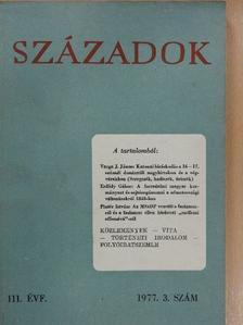 Ádám Magda - Századok 1977/3. [antikvár]