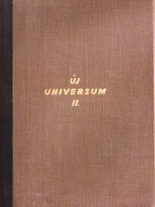 Berei Soó Rezső - Új Universum II. [antikvár]