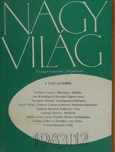 Abádi Nagy Zoltán - Nagyvilág 1983. december [antikvár]