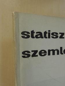 Békés Ferenc - Statisztikai Szemle 1970. január [antikvár]