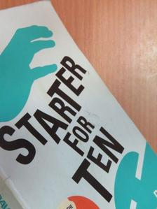 David Nicholls - Starter for Ten [antikvár]