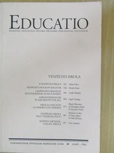 Buda Mariann - Educatio 2008. ősz [antikvár]