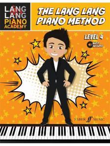 LANG LANG - THE LANG LANG PIANO METHOD LEVEL 4, AUDIO INCLUDED