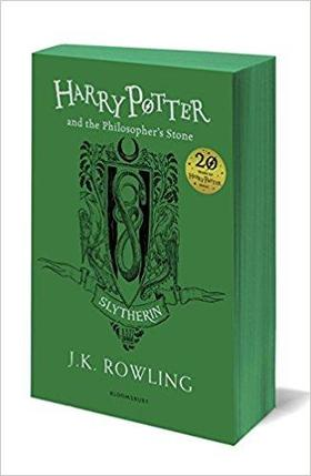 J. K. Rowling - Harry Potter and the Philosopher's Stone - Slytherin