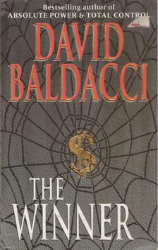 David BALDACCI - The Winner [antikvár]