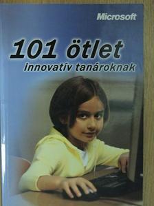 Burgetti Mónika - 101 ötlet innovatív tanároknak [antikvár]