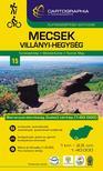 """Cartographia - MECSEK TURISTATÉRKÉP 15. 1:40000 - """"SC"""" -"""