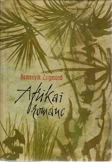 Remenyik Zsigmond - Afrikai románc [antikvár]
