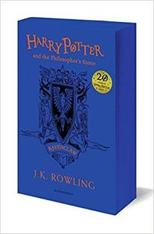 J. K. Rowling - Harry Potter and the Philosopher's Stone - Ravenclaw