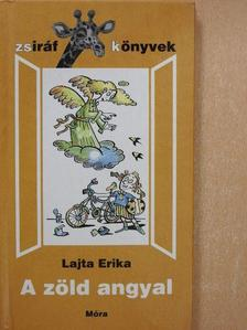 Lajta Erika - A zöld angyal [antikvár]