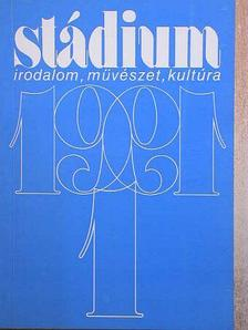A. Gergely András - Stádium 1991. Tavasz/Stadium 1991. Frühling [antikvár]