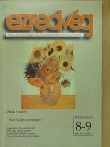 Ágai Ágnes - Ezredvég 2006. augusztus-szeptember (dedikált példány) [antikvár]