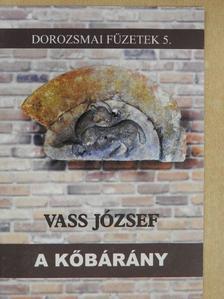 Vass József - A kőbárány [antikvár]