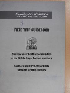 Báldi-Beke Mária - Field trip guidebook (dedikált példány) [antikvár]