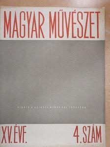 Bernáth Aurél - Magyar művészet 1948/4. [antikvár]