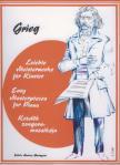 GRIEG - KEZDŐK ZONGORAMUZSIKÁJA - GRIEG