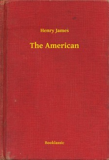 Henry James - The American [eKönyv: epub, mobi]