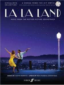 HURWITZ - LA LA LAND. 6 SONGS FROM THE HIT MOVIE SINGALONG SELECTION + CD