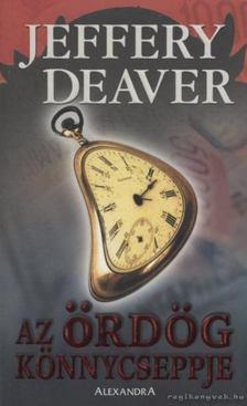 Jeffery Deaver - Az ördög könnycseppje [antikvár]
