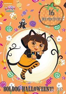 Dóra, a felfedező - Boldog Halloweent!