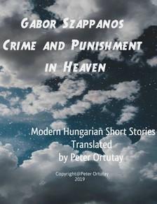 Szappanos Gábor - Gábor Szappanos Crime and Punishment in Heaven [eKönyv: epub, mobi]