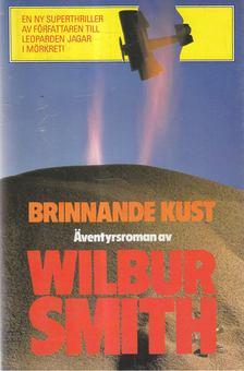 WILBUR SMITH - Brinnande kust [antikvár]