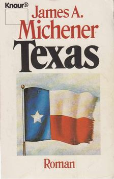 James A. Michener - Texas [antikvár]